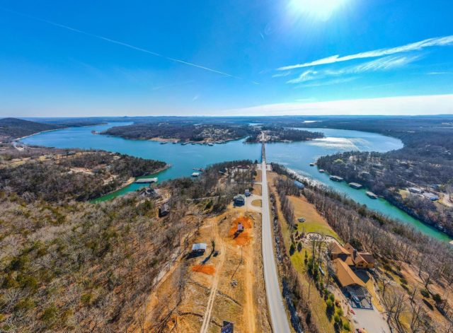 I don't get down this way often but it sure is a beautiful part of the lake.  #dronephotography #tablerocklake #shellknob #discoverbranson #lakephotography #photography #dji